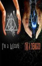 Harry Potter y el misterio de Percy Jackson by JoshGlambert