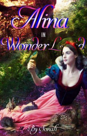 Alina in a Wonderland by sonali112