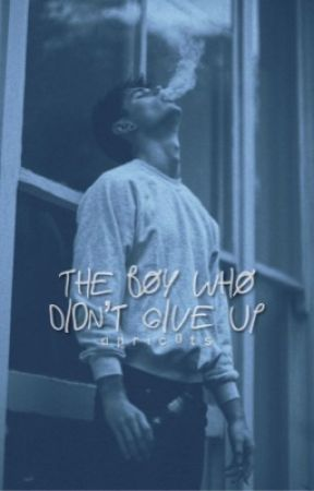 The Boy Who Didn't Give Up by apric0ts