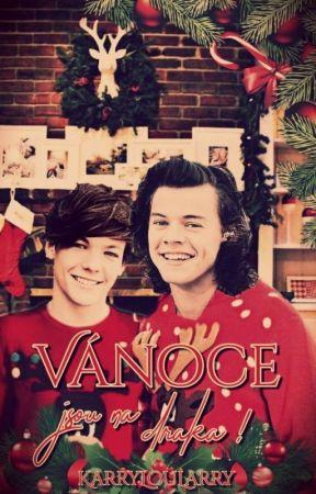 Vánoce jsou na draka (Larry) //adventní kalendář// by KarryLouLarry
