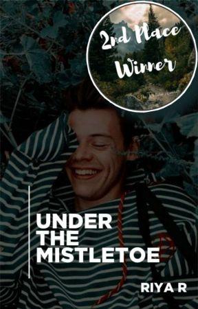 Under The Mistletoe   HS by riya_thewriter