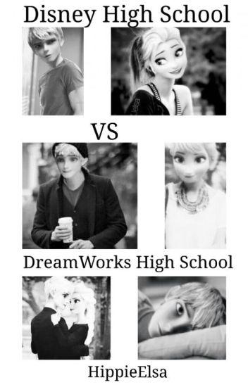 Disney High School vs Dreamworks High School | completed