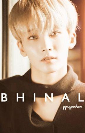 BHINAL ( jeongcheol )  by ppuyochan