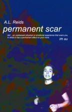 permanent scar//lrh au by superabi09