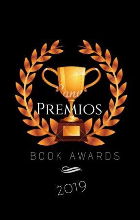 Book Awards 2019 [FINALIZADO] by _EditorialWrite