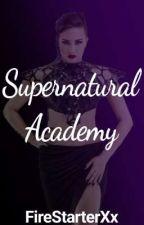 Supernatural Academy (Supernatural Lesbian Stories)  by FireStarterXx