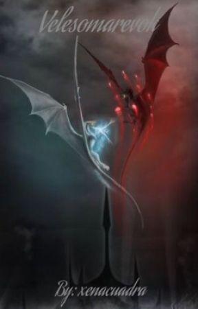 Velesomarevok - Dragon Protectors  by xenacuadra