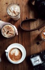 Coffee, please! «Spam book» by howunfortunate_
