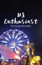 H.S Enthusiast. by harrystpwkvodka