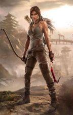 Tomb Raider: Lara Croft x Futa Neko Cat by Zillaworld