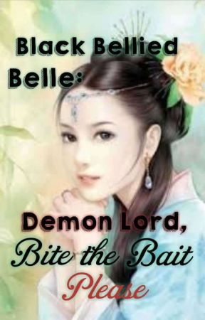 Black Bellied Belle: Demon Lord, Bite the Bait Please    by psycheglow