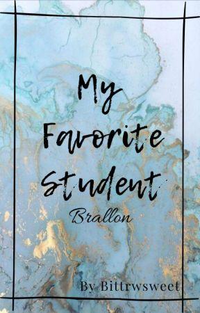 My Favorite Student >>Brallon<< by bittrwsweet