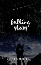 falling stars  by simran_pradhan