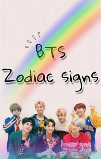 BTS Zodiac Sign ლ - Jung Bwii - Wattpad