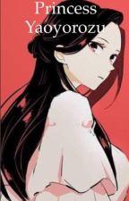 (Izuku X Momo) Princess Yaoyorozu (BNHA)  by TLMRGN
