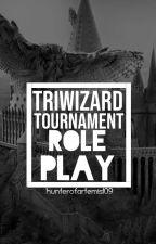 Triwizard Tournament Roleplay by HunterofArtemis109