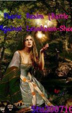 Faerie Realm (Battle Against Leanhaum-Shee) by stu200716