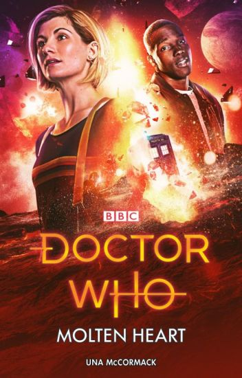 Doctor Who: Molten Heart by Una McCormack (Preview)