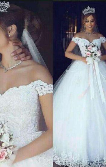 Les plus belle robe de marié - Riya 224 -