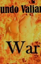 WAR by Anonimous9090