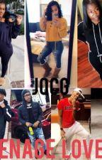 JQCG: Teenage Love by kiraslayss