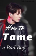 how to tame a bad boy ➳ jjk (completed) by bitchtaekookie