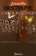 Encuentra, Destruye y sigue Buscando by Bekara