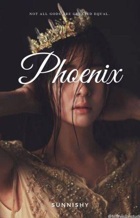 Phoenix by sunnishy