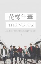 BTS The Notes by LindsDragonway12