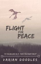 Flight For Peace by VarianDoodles