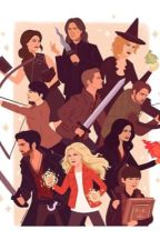 Once Upon a Time Imagines by quackson_oncer