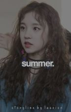❛ summer ─ song yuqi. by athenized