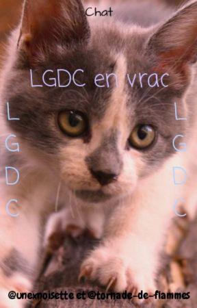 LGDC en vrac by unexnoisette