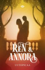 Ren y Annora by uutopicaa