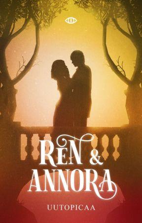 Ren y Annora by uutopicaa