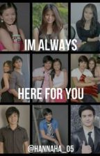 Im Always Here for You [Jhabea] Book I by ImSuperBlue05