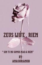 Zeus wife ,Rien by AnaSorianoB