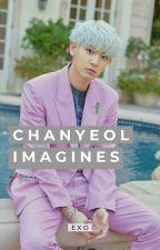 Chanyeol EXO imagines by soongyu