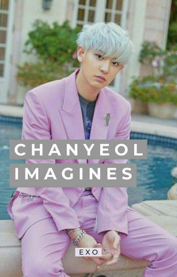 Chanyeol EXO imagines
