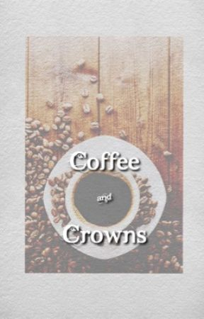 Coffee and Crowns // Gilmore Girls by worldofmythology