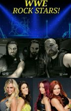 WWE Rock Stars! by MichelleShw717