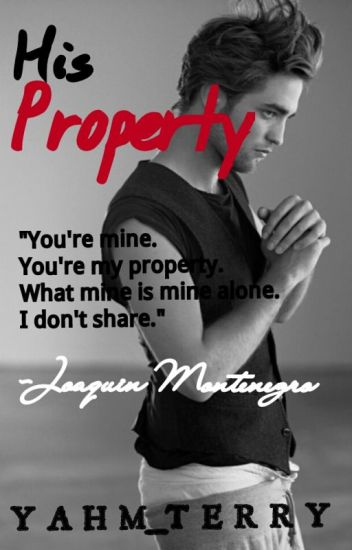 His Property (Possessive Montenegro)