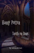 Harry Potter Truth Or Dare by Alora_Alviva2