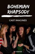 bohemian rhapsody cast imagines by loveIyhardy
