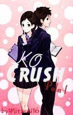 Crush Ko pala ! by Mitsuki16