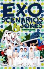 EXO Scenarios and Jokes by -jiminniepabo