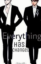 Everything has changed | Kaihun by Shou-aiBL