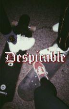 Despicable | Oscar Spooky Diaz x Sad Eyes Guzman by LinaiWolf