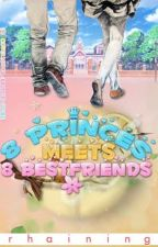THE 8PRINCES MEETS 8BEST FRIENDS by rhaining