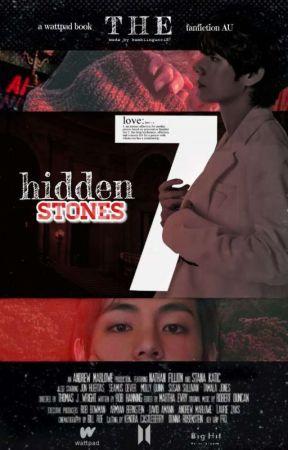 The Seven Hidden Stones [BTS Supernatural au] by potatooangelz
